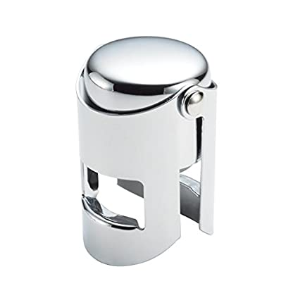 TaleeMall-Sektverschluss-Edelstahl-Flaschenverschluss-Vakuum-2-Stck
