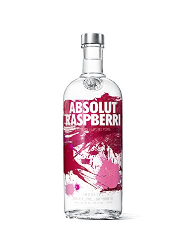Absolut-Raspberri–Absolut-Vodka-mit-Himbeer-Aroma–Schwedischer-Klassiker-ideal-fr-Cocktails-und-Longdrinks–1-x-1-L