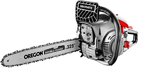 Graphite-Benzin-Kette-36PS-18-kW-24-PS-18-Guide-Sierra-Ketten