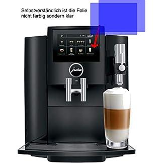 2X-ANTIREFLEX-matt-Schutzfolie-fr-Jura-S80-15204-Kaffeevollautomat-Displayschutzfolie-Bildschirmschutzfolie-Schutzhlle-Displayschutz-Displayfolie-Folie