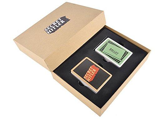 Geheimnis-Spielkarten-Kickstarter-Ausgabe-Brettspiel-Prsident-Kanzler-Karte-Weihnachten-Halloween-Geschenk-Outdoor-Spiele