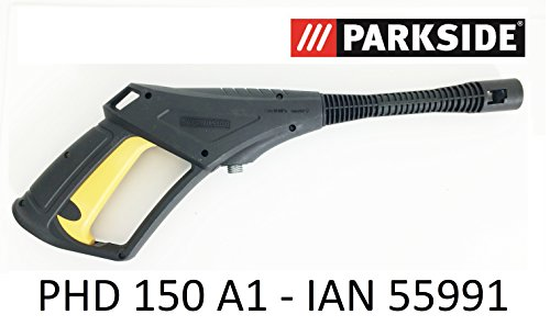 Parkside-Hochdruckreiniger-Spritzpistole-PHD-150-A1-LIDL-IAN-55991-mit-Gewindeanschluss-und-Trigger-mit-Kindersicherung-bis-150-bar