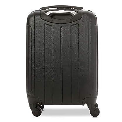 EONO-Essentials-ABS-Hartschalenkoffer-Reisetrolley-Koffer-mit-4-Rdern