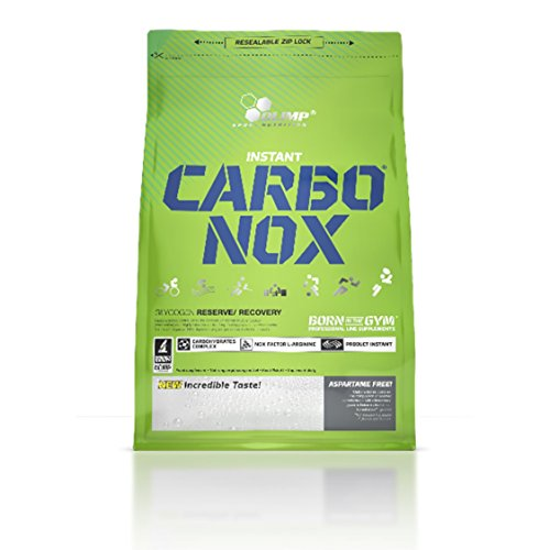 Olimp Carbo Nox Ananas, 1er Pack (1 x 1 kg Dose)