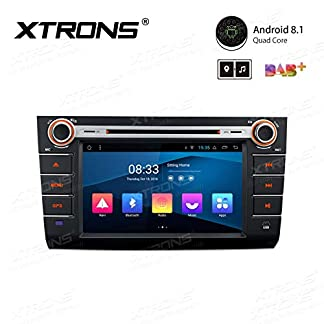 XTRONS-8-Android-Autoradio-mit-Touchscreen-Android-81-Quad-Core-DVD-Player-Autostereo-4G-RCA-Bluetooth50-Auto-Musik-Streaming-16GB-ROM-DAB-OBD2-FR-Suzuki-Dzire-Suzuki-Swift
