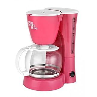 Design-Kaffeemaschine-125-Liter-10-Tassen-Dauerfilter-Trendfarben-Aqua-Coralle-NEU-OVP