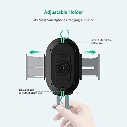 UGREEN-Autohalterung-Handy-Saugnapf-Handyhalterung-Auto-Armaturenbrett-KFZ-Handy-Halter-360-Grad-kompatibel-mit-iPhone-X-8-7-Samsung-Galaxy-S10-S9-S8-Note9-A5-Huawei-P20-pro-Sony-Xperia-XZ-usw