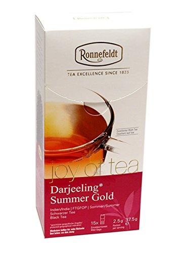 Ronnefeldt-Darjeeling-Summer-Gold-joy-of-tea-Bio-Schwarztee-15-Teebeutel-375-g