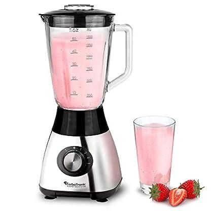 1200-Watt-Edelstahl-Standmixer-mit-Mix-Behlter-aus-Glas-15-Liter-BPA-Free-Smoothie-Maker-Ice-Crusher-Milchshaker