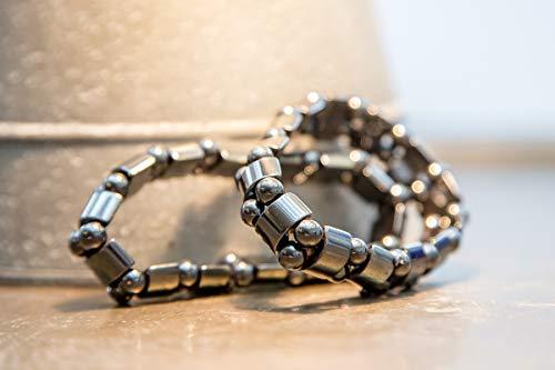 Magnetisches Armband für Gewichtsverlust, magnetische Therapie, hilft Damen und Herren beim Abnehmen