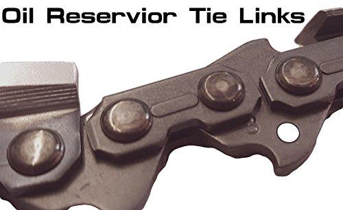 2-x-Echte-35cm-Echte-Rotatech-Kette-fr-Kettensge-Packung-mit-2-Ketten-geeignet-fr-MAKITA-UC3520A
