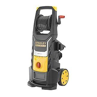 Stanley-Fatmax-SXFPW25PE-Hochdruckreiniger-2500-W-150-bar-450-lh-Induktionsmotor-Messingkrper-und-groe-Rder