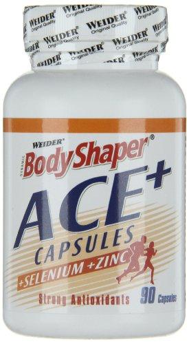 Weider Body Shaper, ACE, 1er Pack (1x 90 Kapseln)