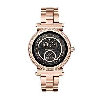 Michael-Kors-Damen-Smartwatch-Sofie-MKT5022