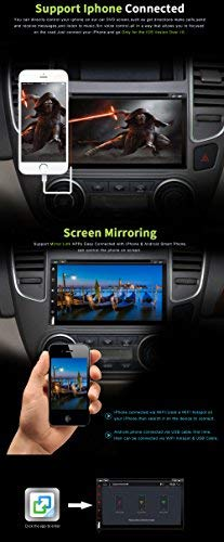 Universal-Pkw-DVD-CD-Player-GPS-Navigationssystem-WiFi-Android-60-Quad-Core-Touchscreen-ca-177-cm-695-Zoll-mit-Kamera