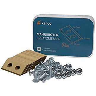 Mhroboter-Klingen-30x-Titan-Ersatzmesser-fr-Worx-Landroid-Rasenroboter-Premium-Mhroboter-Messer-09mm-34g-Rasenmher-Roboter-Ersatzklingen-mit-verbessertem-Konzept
