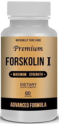 Premium Forskolin Kapseln für Gewichtsverlust geeignet für Männer und Frauen ** Starke Bauchfettbrenner **