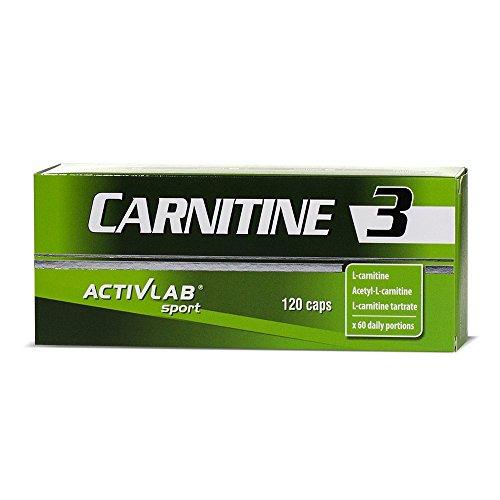 Carnitine3 120 caps