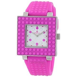 Burgmeister-Armbanduhr-fr-Damen-mit-Analog-Anzeige-Quarz-Uhr-und-Silikonarmband-Wasserdichte-Damenuhr-mit-zeitlosem-schickem-Design-klassische-elegante-Uhr-fr-Frauen-BM610-188-Color-Games