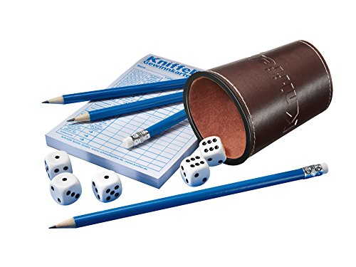 Schmidt-Spiele-49030-Kniffel-mit-Wrfelbecher