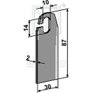 Vertikutiermesser-63-AMA-61-passend-fr-Amazone-Mulcher