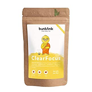 ClearFocus-Tee-mit-Sencha-Grntee-Kurkuma-Ginkgo-schwarzer-Pfeffer-fr-Schule-Job-und-Studium-100-natrlicher-Krutertee-aus-Deutschland-60g-loser-Tee