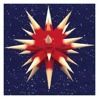 Herrnhuter-Sterne-Stern-i6-gelb-roter-Kern-fr-Innenbereich-Durchmesser-ca-60cm
