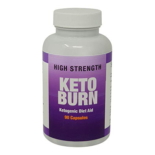 Keto Burn Ketose Ketogene Diät Fortgeschrittener Gewichtsverlust Appetitzügler Schlankheitspillen 90 Kapseln