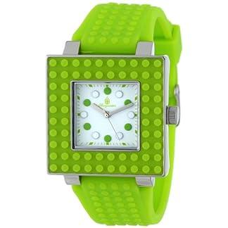Burgmeister-Armbanduhr-fr-Damen-mit-Analog-Anzeige-Quarz-Uhr-und-Silikonarmband-Wasserdichte-Damenuhr-mit-zeitlosem-schickem-Design-klassische-elegante-Uhr-fr-Frauen-BM610-180A-Color-Games