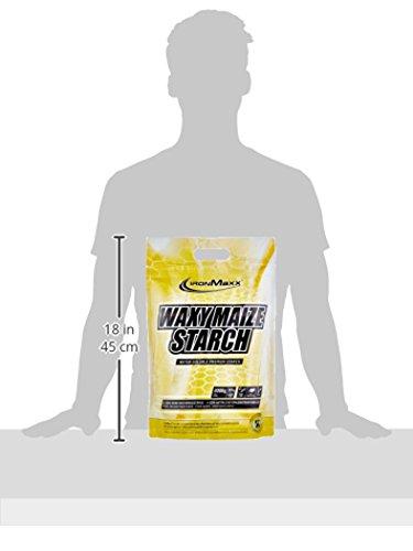 Ironmaxx Waxy Maize Starch Neutral, 1er Pack (1 x 2 kg)