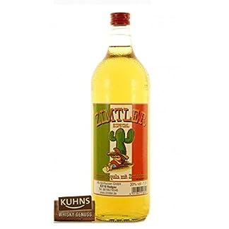 Tequila-Zimt-Zimttequila-Zimtler-das-Original-28-Vol-1-Liter-Flasche-Cinnamon-Tequila