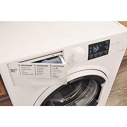 Bauknecht-WA-Soft-7F4-Waschmaschine-Frontlader-A-1400-UpM-7-kg-Wei-langlebiger-Motor-Nachlegefunktion-Wasserschutz