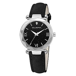Armbanduhr-fr-Damen-Analoge-Quarz-Mode-Diamant-Uhr-mit-Leder-Armband-Classic-Luxus-Elegant