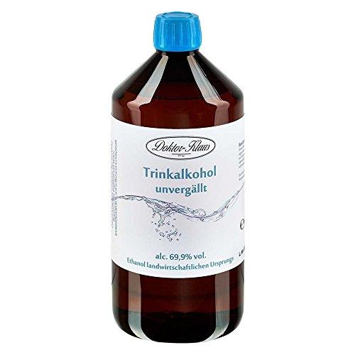 2-x-700ml-Primasprit-Trinkalkohol-Weingeist-Ethanol-699-Vol-Alc-in-brauner-PET-Flasche-mit-OV-von-Doktor-Klaus