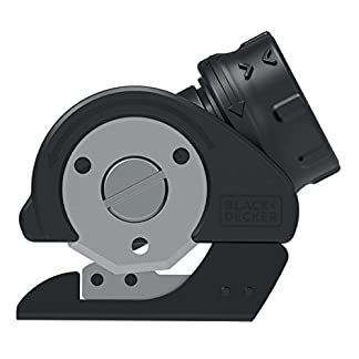 BlackDecker-Akku-Schrauber-Universalschneider-Aufsatz-36V-fr-Akkuschrauber-CS3651LCCS3652LCCS3653LC-zum-Schneiden-verschiedener-Materialien-wie-Teppich-Papier-PVC-oder-Karton-CSCA3