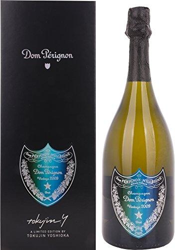 Dom-Prignon-Vintage-Limited-Edition-by-Tokujin-Yoshioka-mit-Geschenkverpackung-2009-1-x-075-l