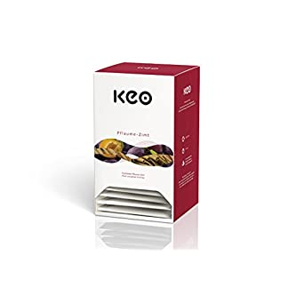Keo-Tee-PFLAUME-ZIMT-Pyramidenbeutel-20x30g
