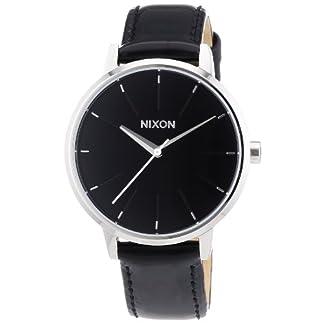 Nixon-Damen-Uhr-Kensington-Leather-Gold