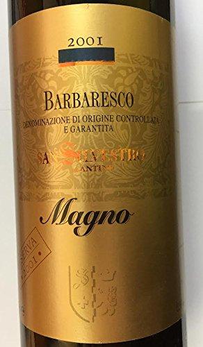 BARBARESCO-2001-Magno-San-Silvestro-Cantine-135-vol-Rotwein-075-l