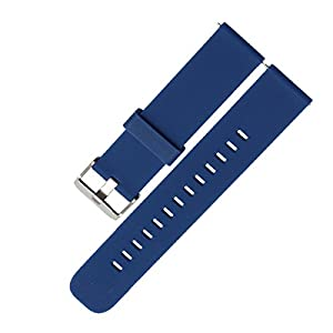 DL-18-20-22-mm-Soft-Silikon-Armband-Uhrenarmband-Weiche-Gummi-Uhr-Band-Ersatzarmband-fr-HerrenDamen-Uhren-Schwarz-Rot-Blau-Grn-Grau-Wei-1-Stck3-Stck