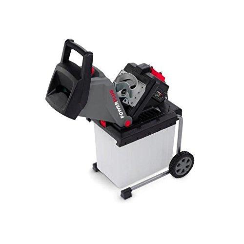 PowerPlus-Hcksler-Kompostierer-Gartenhcksler-Schredder-Elektro-2500W-Hcksler