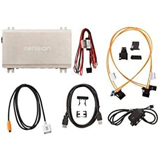 Dension-Gateway-500-GW51AU1-Interface-iPhone-iPod-USB-AUX-fr-Audi-A4-A5-A6-A8-Q5-Q7-MMi-2G-Basic-High