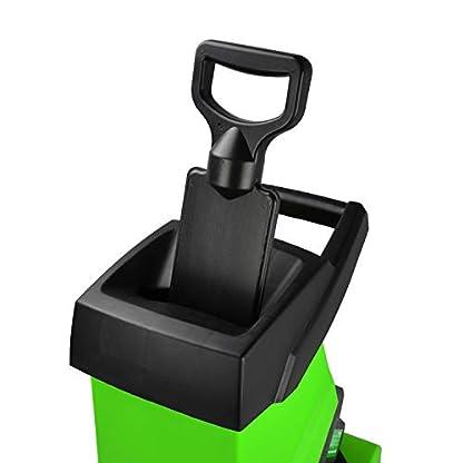 Elektro-Garten-Hcksler-Messerhcksler-Holz-Schredder-3000W-Aststrke-bis-44mmROZ-G76