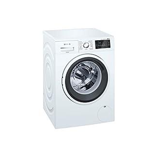 Siemens-IQ500-wm12t469es-autonome-Belastung-Bevor-8-kg-1200trmin-A-Wei-Waschmaschine–Waschmaschinen-autonome-bevor-Belastung-wei-drehbar-links-LED