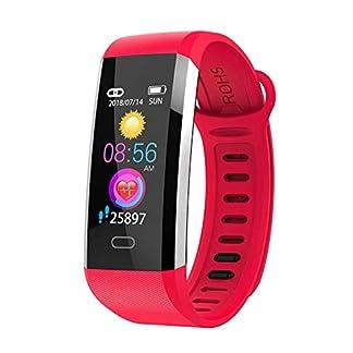 Milnnare-Sport-Herzfrequenz-Blutdruck-Schritt-Fitness-Armband-Smart-Watch