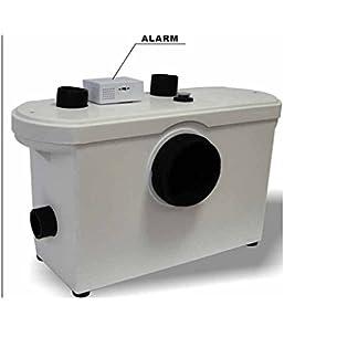Hebeanlage-Abwasserpumpe-Pumpe-Kleinhebeanlage-Fkalien-WC-Hcksler-Zerkleinerer-Sanitr-Pumpe-Abwasser-Haushaltspumpe-600-W-Campingtoilette-Toiletten-Schmutzwasser-Pumpe-Abwasserentsorgung-Dusche-Waschb