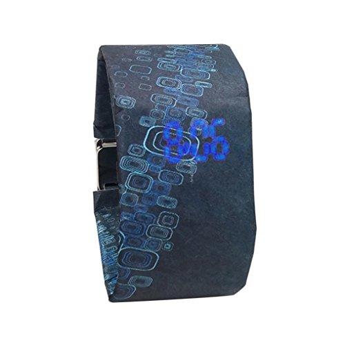 PLOT-Paper-Watch-2018-Hot-Sale-Damenuhr-Digitalanzeige-Kreativ-Papier-Armbnder-LED-Wasserdichte-Uhr-Tyvek-Papier-Strap-Digitale-Uhren-Dekoration