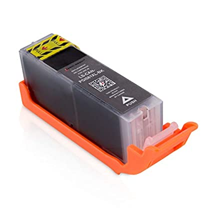 Logic-Seek-5-XXL-Tintenpatronen-mit-Chip-kompatibel-fr-Canon-PGI580-CLI581-Pixma-TR8550-TS6150-TS6151-TS6250-TS8150-TS8151-TS8152-TS8250-TS9150-TS9155-TS9550-TR7550-PGI-580-CLI-581