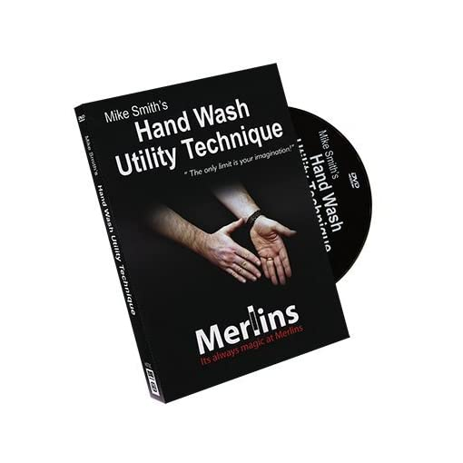 Hand-Washing-Technique-by-Mike-Smith-DVD