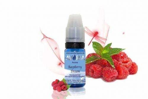 Avoria Aroma Raspberry Dream (12 ml) (Himbeere mit Likörnote)